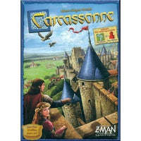 Carcassonne - Board Game - The Dice Owl