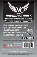 Mayday - Premium Magnum Lost Cities Sleeves 70mm x 110mm (50CT)