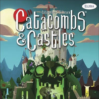 Catacombs & Castles - Board Game - The Dice Owl