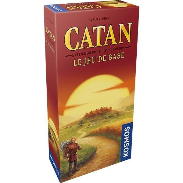 Catan extension pour 5 et 6 joueurs (2016) Board Game - The Dice Owl