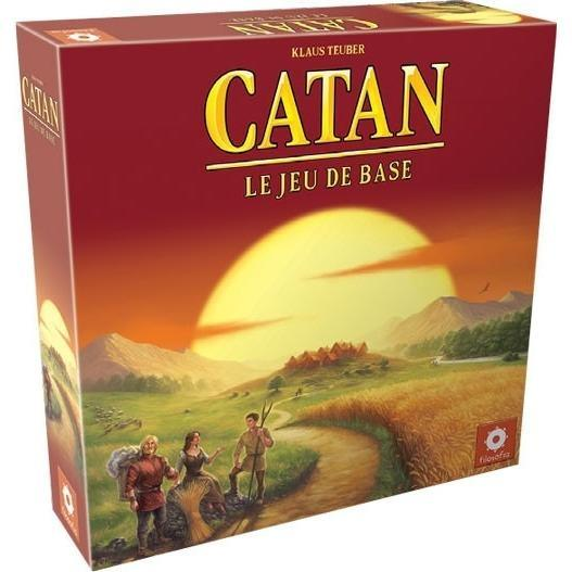 Catan: Le Jeu Base - Board Game - The Dice Owl