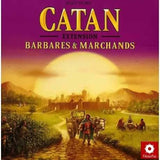 Catane - Barbares et marchands - the dice owl