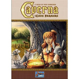 Caverna: The Cave Farmers - Board Game - The Dice Owl