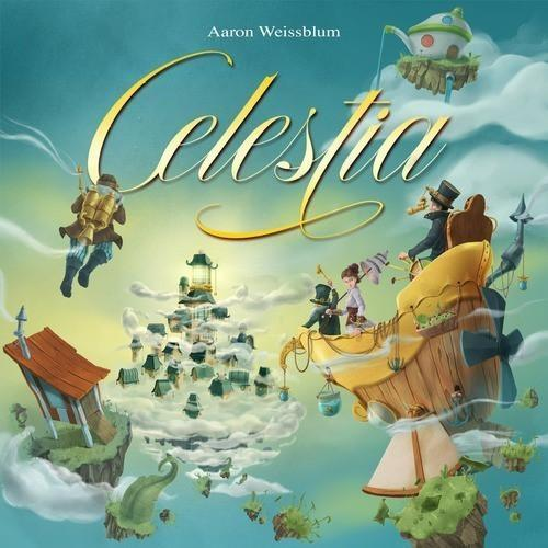 Celestia - Board Game - The Dice Owl
