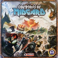 Champions of Midgard - The Dice Owl