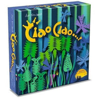 Ciao Ciao - Board Game - The Dice Owl