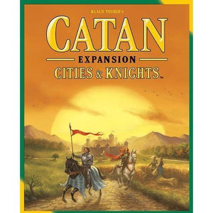 Catan: Cities & Knights 5th Edition - Board Game - The Dice Owl
