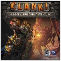 Clank! - Board Game - The Dice Owl