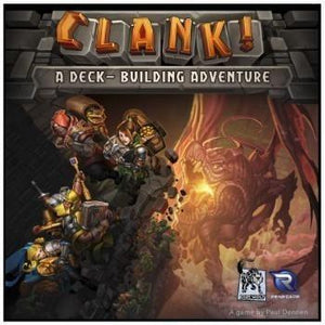 Clank! A Deck-Building Adventure - Board Game - The Dice Owl