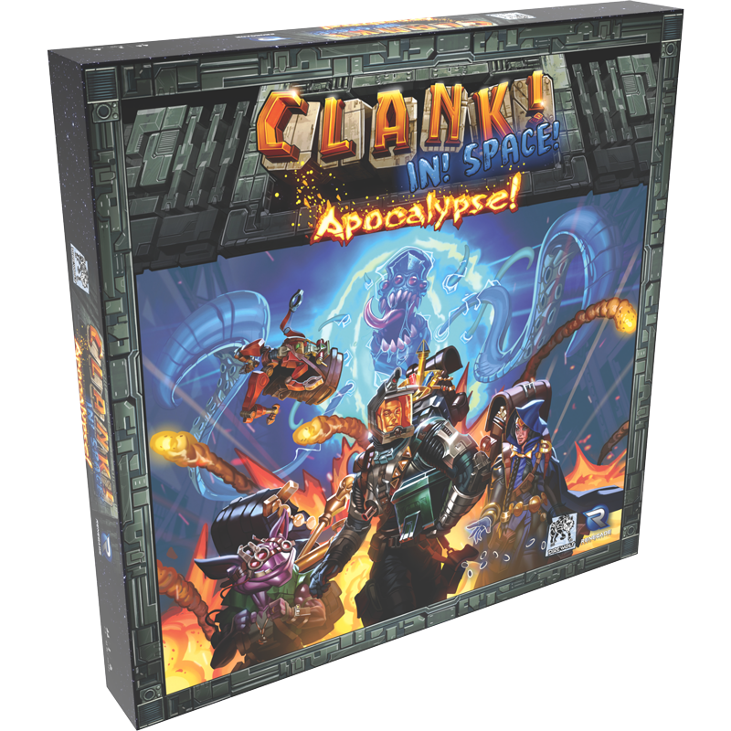 Clank in Space - Apocalypse Board Game - The Dice Owl