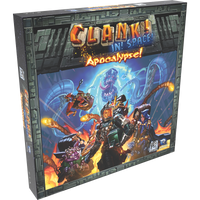 Clank! In! Space! Apocalypse - Board Game - The Dice Owl