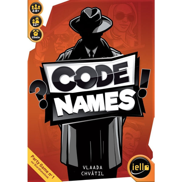 Codenames (FR) - Board Game - The Dice Owl