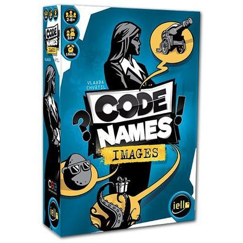 Codenames Images (FR) - Board Game - The Dice Owl