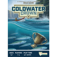 Coldwater Crown - Board Game - The Dice Owl