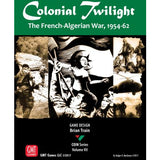 Colonial Twilight: The French-Algerian War, 1954-62 - Board Game - The Dice Owl
