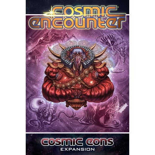 Cosmic Encounter: Cosmic Eons - Board Game - The Dice Owl