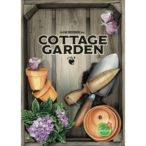 Cottage Garden - Board Game - The Dice Owl