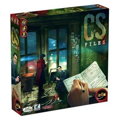 C.S. Files (FR) - Board Game - The Dice Owl