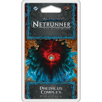 Android: Netrunner – Daedalus Complex - Board Game - The Dice Owl