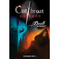 Cutthroat Caverns: Death Incarnate - Board Game - The Dice Owl