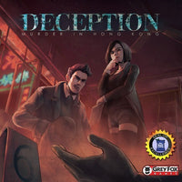Deception: Murder in Hong Kong - Board Game - The Dice Owl