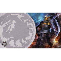 Legend of the Five Rings: Defender of the Wall Playmat