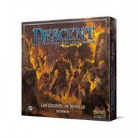 Descent: Les Chaînes de Rouille (FR) - Board Game - The Dice Owl