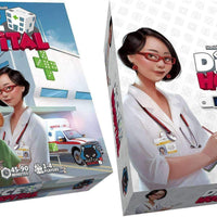 Dice Hospital: Deluxe Edition Board Game