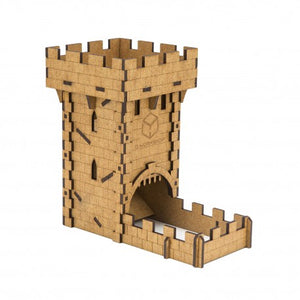 Dice Tower - Medieval