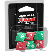 Star Wars: X-Wing 2.0 Dice Pack