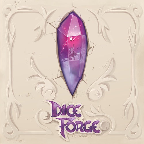 Dice Forge - Board Game - The Dice Owl