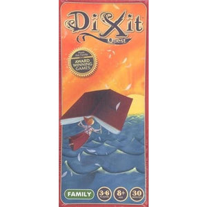 Dixit Quest - The Dice Owl