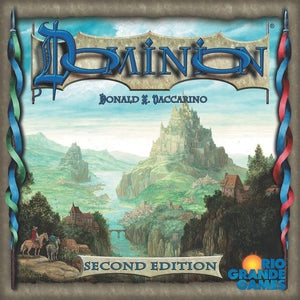 Dominion (Second Edition) - Board Game - The Dice Owl