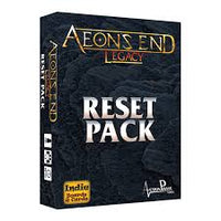 Aeon's End Legacy: Reset Pack - Board Game - The Dice Owl