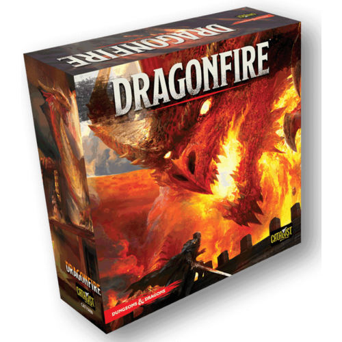 Dragonfire - Board Game - The Dice Owl