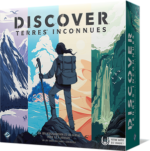 Discover: Terres Inconnues