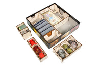 Broken Token - 7 Wonders Duel Organizer - Supplies - The Dice Owl