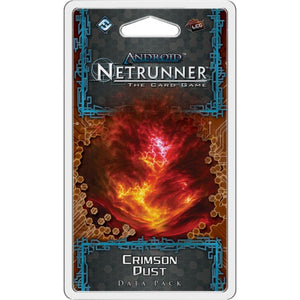 Android: Netrunner – Crimson Dust - Board Game - The Dice Owl