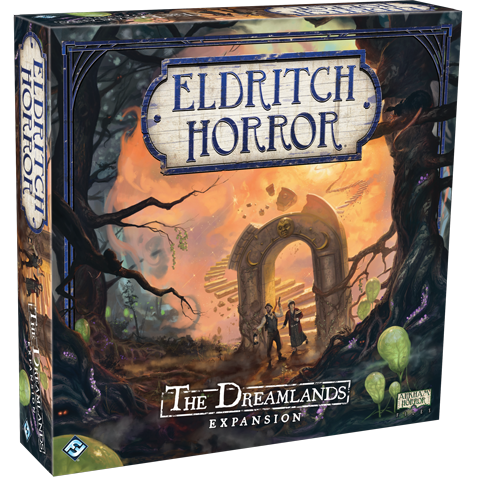 Eldritch Horror: The Dreamlands - Board Game - The Dice Owl
