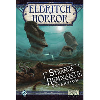 Eldritch Horror: Strange Remnants - Board Game - The Dice Owl