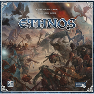Ethnos - Board Game - The Dice Owl