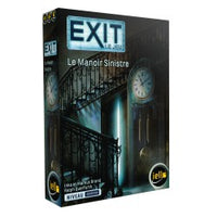 Exit: Le Manoir Sinistre (FR) - The Dice Owl
