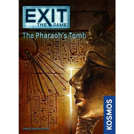 EXIT: The Pharaoh's Tomb - Board Game - The Dice Owl