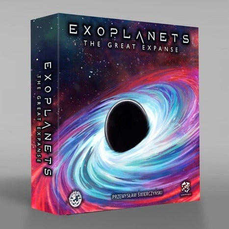 Exoplanets: The Great Expanse - Board Game - The Dice Owl
