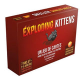 Exploding Kittens (FR) - Board Game - The Dice Owl