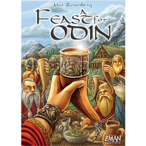 A Feast for Odin - Board Game - The Dice Owl