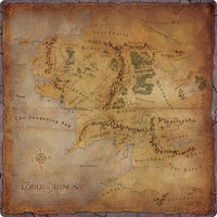 The Lord of the Rings: Journeys in Middle-earth Playmat