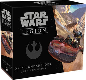 Star Wars: Legion - X-34 Landspeeder Unit Expansion (Pre-Order)