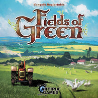 Fields of Green - Board Game - The Dice Owl