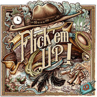 Flick 'em Up! - Board Game - The Dice Owl